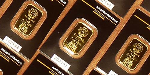 zlatý slitek 10g